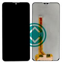 HTC Desire 19S LCD Screen With Digitizer Module - Black