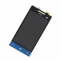 HTC A620E 8S LCD Screen With Digitizer Module - Black
