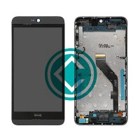 HTC Desire 826 LCD Screen Digitizer With Frame Module - Black