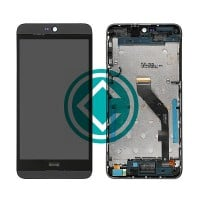 HTC Desire 826 LCD Screen With Digitizer Module With Frame - Black