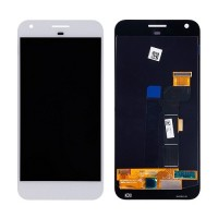 HTC Google Pixel XL LCD Screen With Touch Screen Module - White