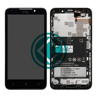 HTC Desire 516 LCD Screen With Digitizer Module With Frame Black