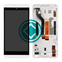 HTC Desire 626 LCD Screen With Digitizer Module With Frame - White