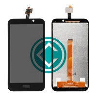 HTC Desire 320 LCD Screen With Digitizer Module - Black