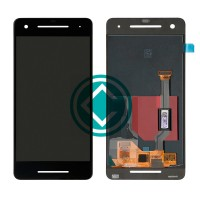 HTC Google Pixel 2 LCD Screen With Touch Pad Digitizer Module - Black