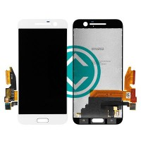 HTC 10 LCD Screen With Digitizer Module White