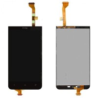HTC Desire 501 LCD Screen With Digitizer Module - Black