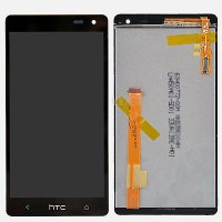 HTC Desire 600 LCD Screen With Digitizer Module - Black