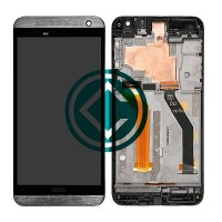 HTC One E9 LCD Screen With Digitizer Module With Frame - Gray