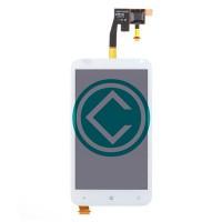 HTC Radar 4G LCD Screen With Digitizer Module - White