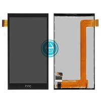 HTC Desire 620G LCD Screen With Digitizer Replacement Module - Black