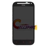 HTC Desire SV LCD Screen With Touchpad Digitizer - Black