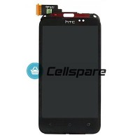 HTC Desire VC LCD Screen With Front Housing Module - Black
