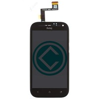 HTC One SV LCD Screen With Digitizer Module - Black