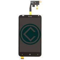 HTC Radar 4G LCD Screen With Digitizer Module - Black