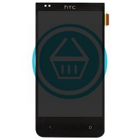 HTC Desire 300 LCD Screen With Digitizer Module - Black