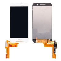 HTC One S9 Display Screen With Touch Pad Module - White