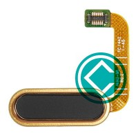HTC One A9 Home Button Flex Cable Module Black