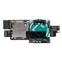HTC Desire HD SIM Card Flex Cable Module