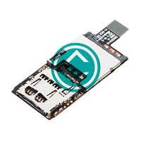 HTC Rhyme G20 Sim Card And SD Card Reader Module