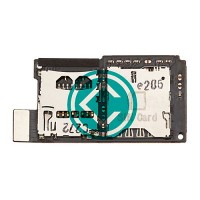 HTC One SV Sim Card And SD Card Reader Replacement Module