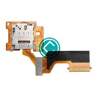 HTC One M9 Sim Card Reader Flex Cable Module