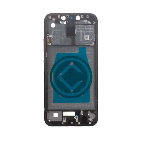Huawei mate 20 Lite Front Housing Panel Module - Black