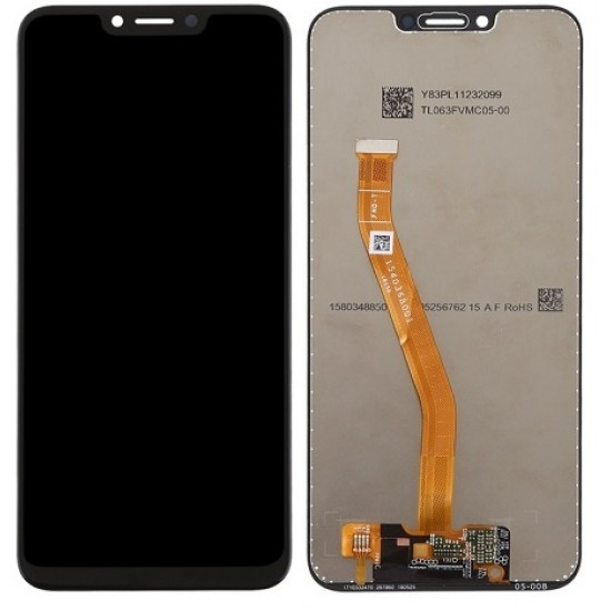 Huawei Honor Play LCD Screen With Digitizer Module - Black