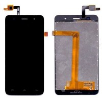Lava Iris X8Q LCD Screen With Digitizer Module - Black