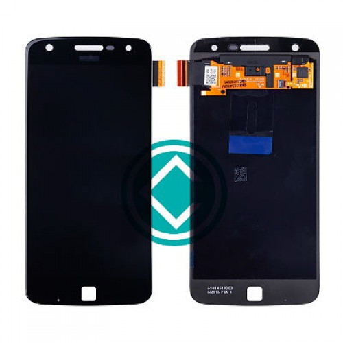 Motorola Moto Z XT1650 LCD Screen With Digitizer Module Black