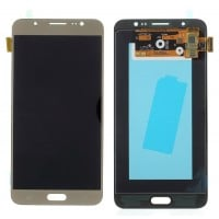 Samsung Galaxy J7 2016 LCD Screen With Digitizer Module - Gold