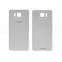 Samsung Galaxy Alpha Rear Housing Panel Battery Door Module - White
