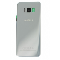 Samsung Galaxy S8  Rear Housing Battery Door Module - White