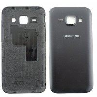 Samsung Galaxy J1 Rear Housing Battery Door Module - Black