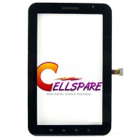 Samsung Galaxy Tab P1000 Digitizer Touch Screen - Black