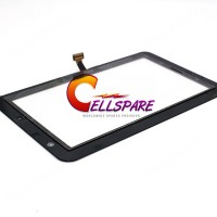 Samsung Galaxy Tab P3110 Digitizer Touch Screen Module - Black