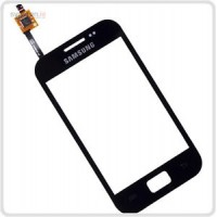 Samsung GT S7500 ACE Plus Touch Screen Digitizer Module - Black