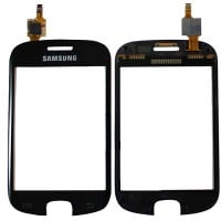 Samsung S5670 Galaxy Fit Digitizer Touch Screen Module - Black