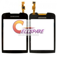 Samsung Corby S3850 Touch Screen Digitizer Module - Black
