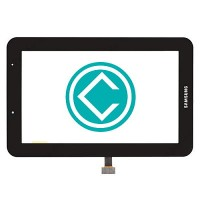 Samsung Galaxy Tab 2 7.0 P3313 Digitizer Touch Screen Module Black