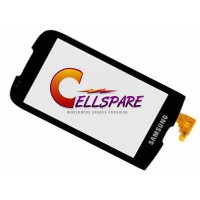 Samsung Galaxy i5510 Touch Screen Digitizer Module - Black
