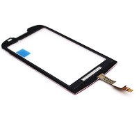 Samsung Marvel S5560i Digitizer Touch Screen - Black