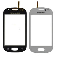 Samsung S6812 Digitizer Touch Screen Module - White