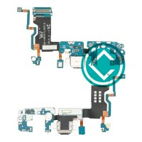 Samsung Galaxy S9 Plus Charging Port Flex Cable Module