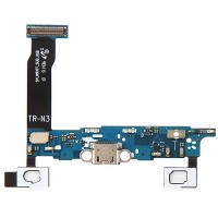 Samsung Galaxy Note 4 N910T Charging Port Flex Cable Module