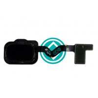 Samsung Galaxy J8 Fingerprint Scanner Flex Cable Module - Black