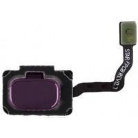Samsung Galaxy S9 Fingerprint Sensor Flex Cable Module - Purple