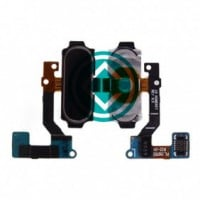Samsung Galaxy A8 Home Button Flex Cable Module Black