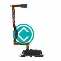 Samsung Galaxy Alpha Home Button Flex Cable Module - Black
