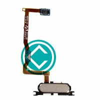 Samsung Galaxy Alpha Home Button Flex Cable Module - White